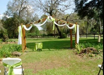 Cypress House Ranch Bed & Breakfast-Wedding