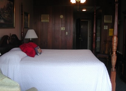 The Secret Bed & Breakfast Guest Rooms