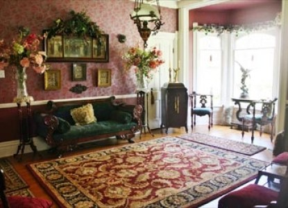 The Baert Baron Mansion Room
