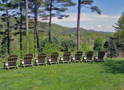 Breakfast on the Connecticut-Chairs