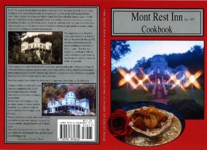 Mont Rest-on the Mississippi, Cookbook