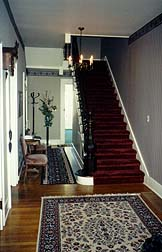 Cinnamon Ridge Bed & Breakfast Foyer