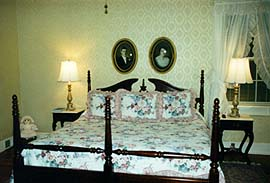 Cinnamon Ridge Bed & Breakfast King Size Room