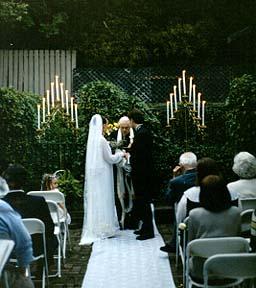 The Hancock House Bed & Breakfast-Wedding