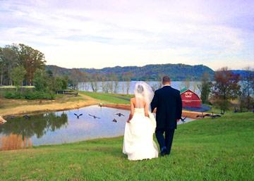 Whitestone Country Inn couple