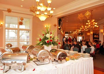 Whitestone Country Inn Wedding Reception