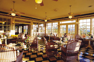 Enjoy A Delicious Meal In The Breakfast Room