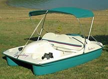 Peddle Boat