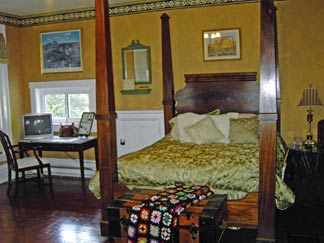 The Poets House Bed & Breakfast-James Tandy Ellis Suite