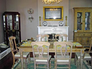 The Poets House Bed & Breakfast-Formal Dining Room