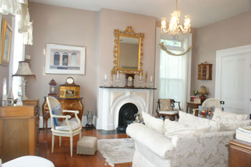 The Poets House Bed & Breakfast-Elegant Parlor