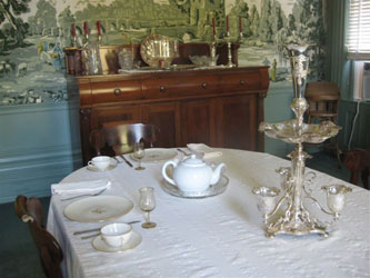 Myrtledene Bed & Breakfast, Dining
