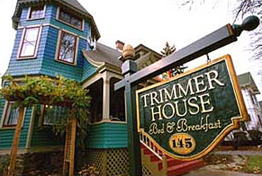 Adda Trimmer House Bed & Breakfast front