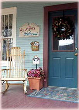 Wildflower Bed & Breakfast - On the Square-A Warm Welcome Awaits You