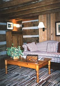 Lakes Creek Bed & Breakfast, Sitting Room