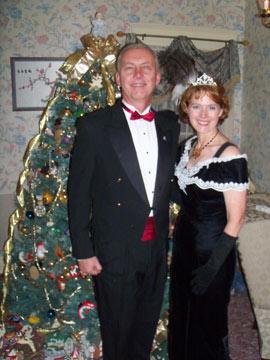 Sallie & Welling Clark, Innkeepers