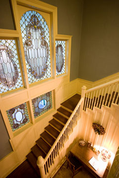 Magnificent Two Story Entrance Foyer