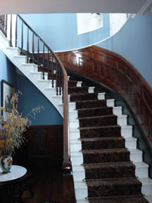 The Palmer Home, Staircase