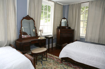 The Palmer Home, Carriage House Bedroom