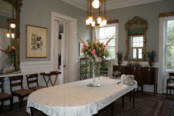 The Palmer Home, Dining Room