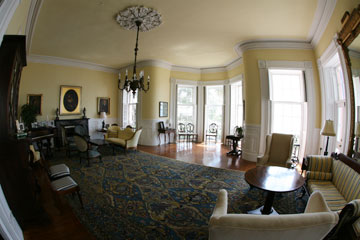 The Palmer Home, Drawing Room