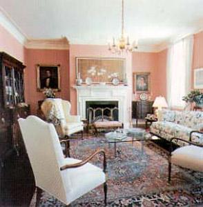 Antebellum B&B at Thomas Lamboll House -  Charleston, South Carolina
