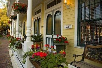 The Green Palm Inn - Savannah, Georgia - Royal Palm Suite