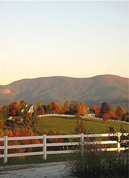 The Red Horse Inn is a Four Seasons Getaway