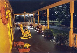 Main House Front Porch