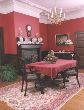 Cardinal Dining Room