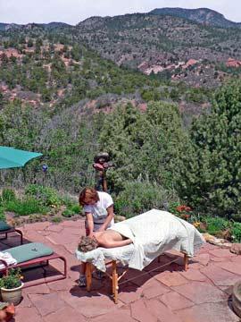 Hughes Hacienda Bed & Breakfast Spa