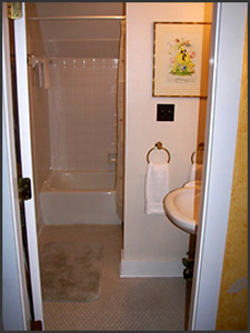 1899 Wright Inn and Carriage House-Shower/Tub