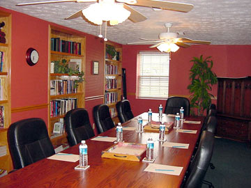 Berry Springs Lodge Conference Room