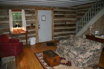 Pilot Knob Inn Living Room