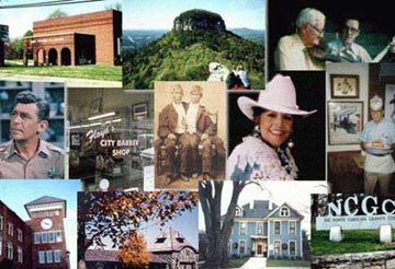 Mount Airy, North Carolina attractions