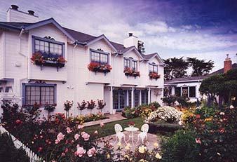 Mill Rose Inn Spa &amp; Garden Suites - Half Moon Bay, California