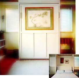 Dean's Bed & Breakfast, Bedroom