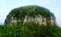 Pilot Mountain