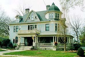 Rowan Oak House Bed & Breakfast - Salisbury, North Carolina
