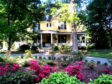Ivy Bed and Breakfast - Warrenton, North Carolina