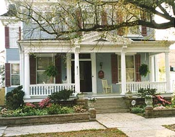 Taylor House Inn Bed & Breakfast - Wilmington, North Carolina