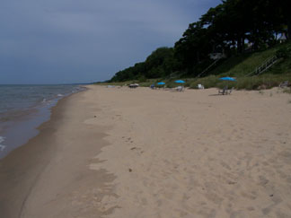 Our Private Beach