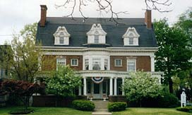 Emery House Bed & Breakfast - Muskegon, Michigan