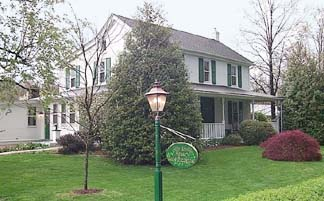John Kindig House Bed &amp; Breakfast - Hatfield, Pennsylvania