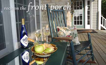 Rock On The Front Porch