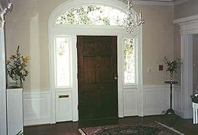 Maridor Bed & Breakfast, Entry/Foyer