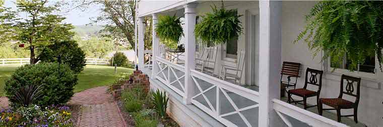 Expansive Porches