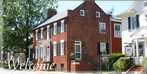 The Holladay House Bed &amp; Breakfast - Orange, Virginia