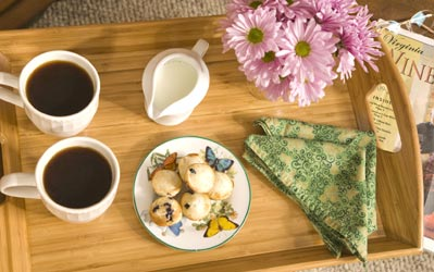 Delicious Coffee & Home-baked Treats