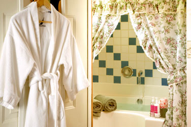 Soft Robes &amp; Special-order Soaps &amp; Shampoos